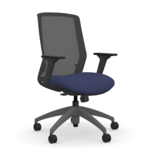 Neon Lite Conference Chair from Pacific Ergonomics