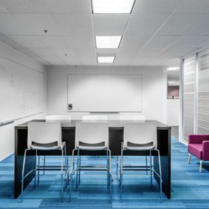 San Diego glass walls to create conference rooms
