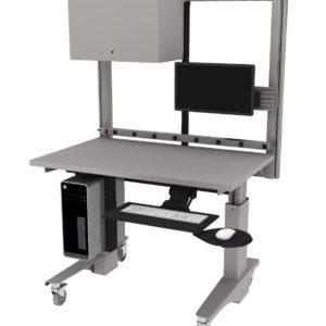 Height Adjustable Laboratory Benching