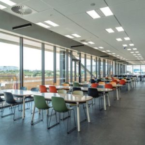 Lunchrooms and breakrooms in San Diego