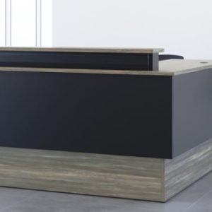 Height Adjustable receptionist table in San Diego