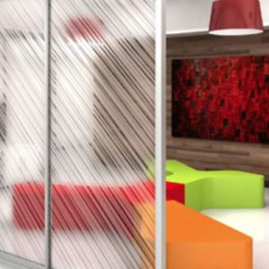 Room dividers with glass walls in San Diego are a great way to separate spaces