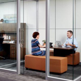 San Diego Modular Glass Wall Office Dealer