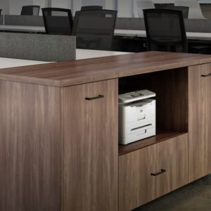 Credenza in San Diego office furniture dealear