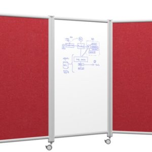 Acoustic portable wall in San Diego